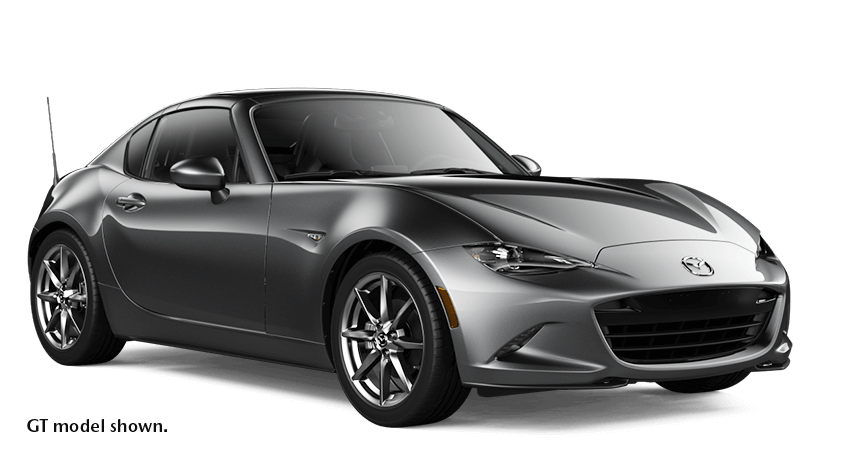 6-SPEED MANUAL TRANSMISSION 2021 Mazda MX-5 RF GS-P